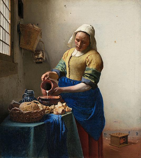 535px-Johannes_Vermeer_-_Het_melkmeisje_-_Google_Art_Project