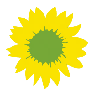 Sunflower_(Green_symbol)