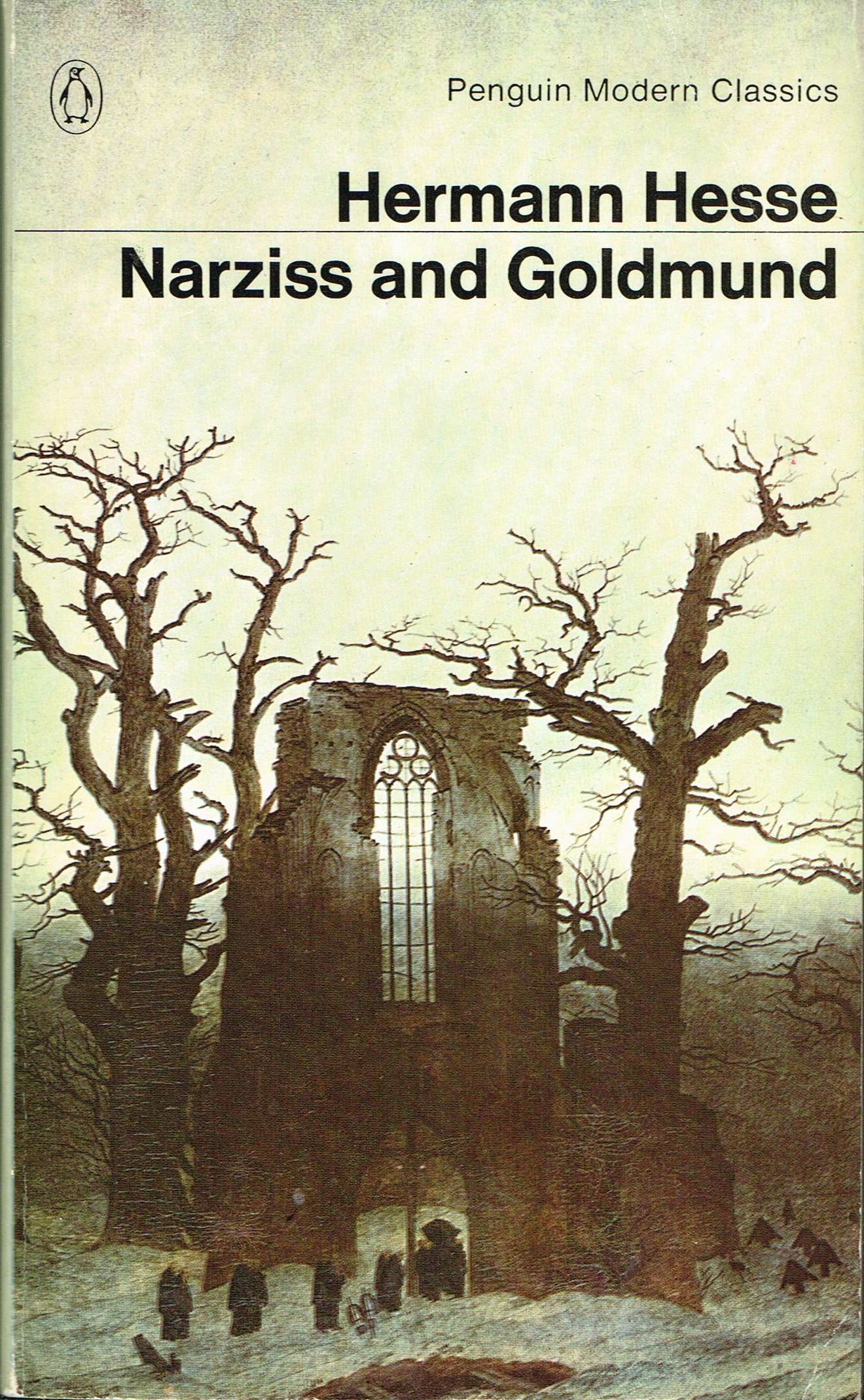 Narcissus and Goldmund Summary