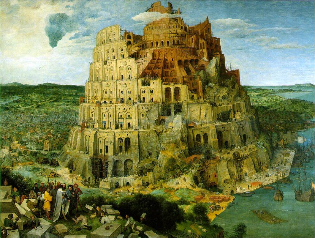 Bruegel Tower of Babel 2