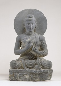 Seated_Buddha_in_the_Attitude_of_Preaching_-_Walters_Art Museum CCSA3-0