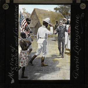 Livingstone meets Stanley