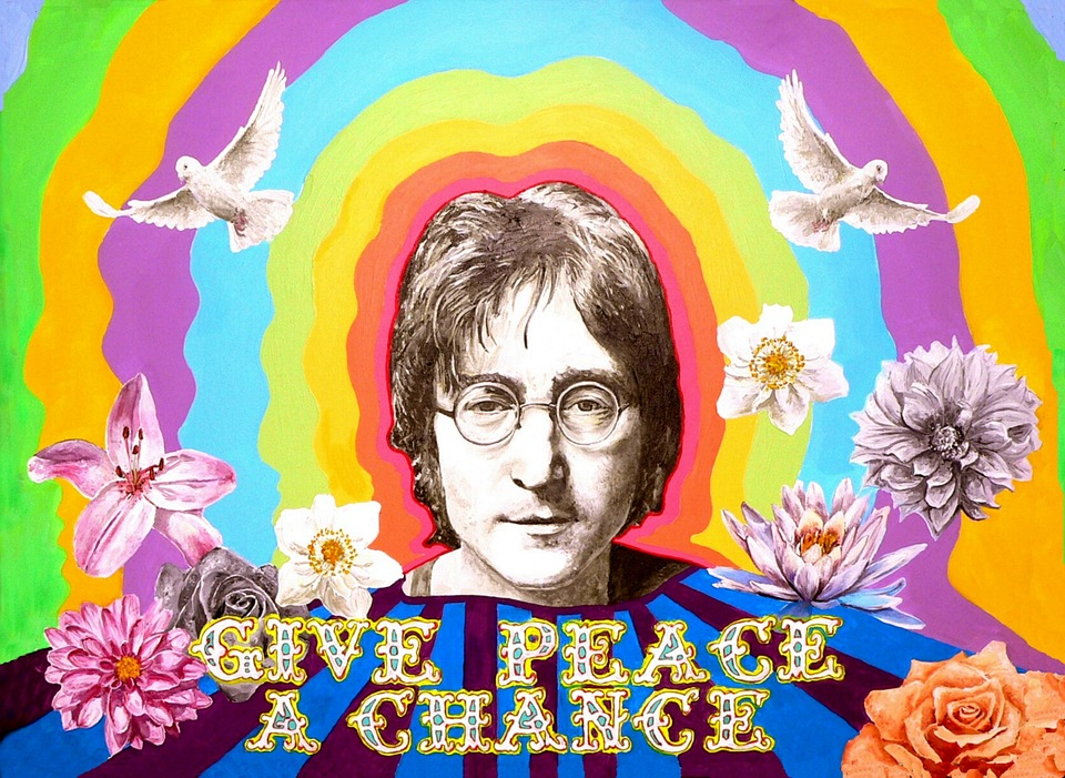How To Solve A Problem Like John Lennon Middle Way Society